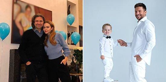 Кому из знаменитостей рожали детей суррогатные матери
