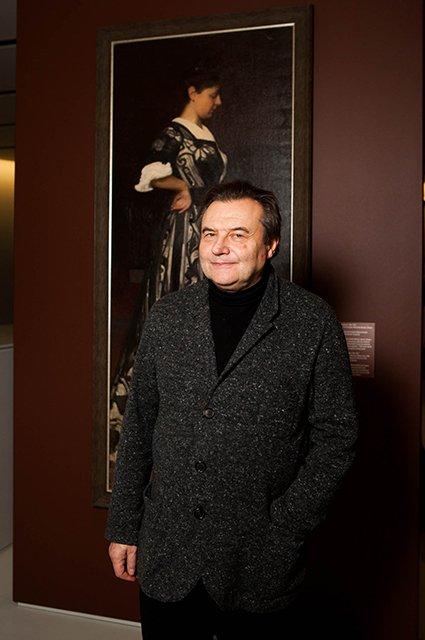 Лядова, Учитель, Долецкая и другие на выставке «Жёны» - Фото №8