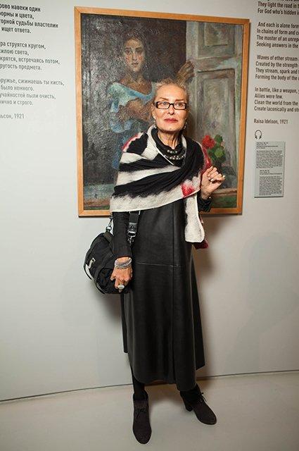 Лядова, Учитель, Долецкая и другие на выставке «Жёны» - Фото №6