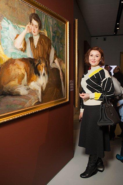 Лядова, Учитель, Долецкая и другие на выставке «Жёны» - Фото №3