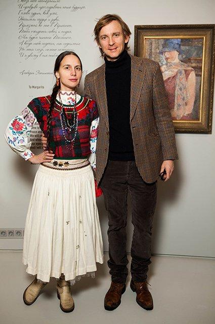 Лядова, Учитель, Долецкая и другие на выставке «Жёны» - Фото №7