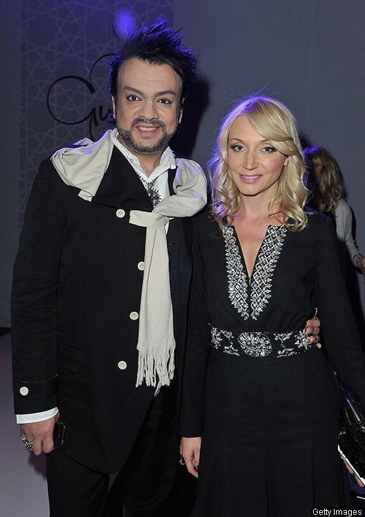Кристина Орбакайте и Филипп Киркоров станцевали зажигательный танец