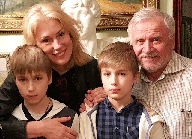 Мария Шукшина смогла простить бывшего мужа