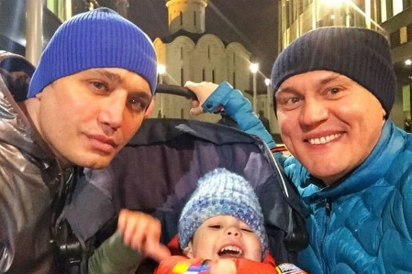 Рустам Солнцев чувствует, что готов стать отцом