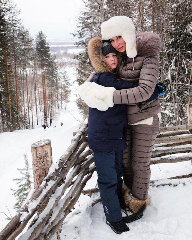 Благодаря сыну Алика Смехова вспомнила детство