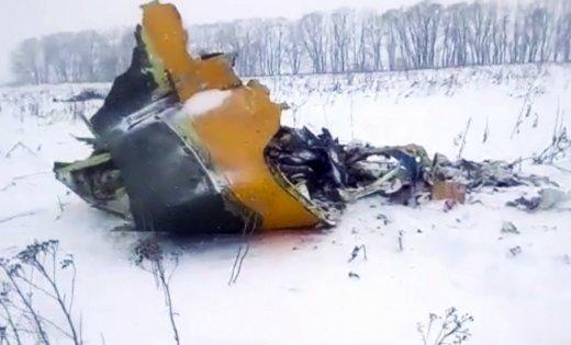 Звёзды скорбят вместе с родными погибших при крушении Ан-148