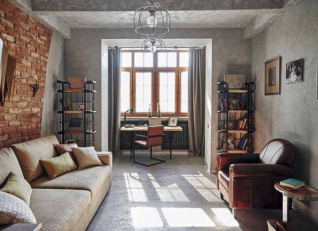 Кристина Орбакайте показала знаменитую квартиру на Тверской - Фото №4