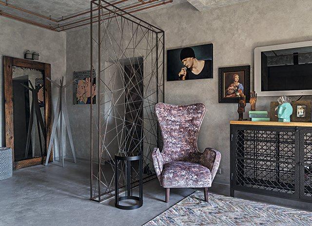 Кристина Орбакайте показала знаменитую квартиру на Тверской - Фото №7