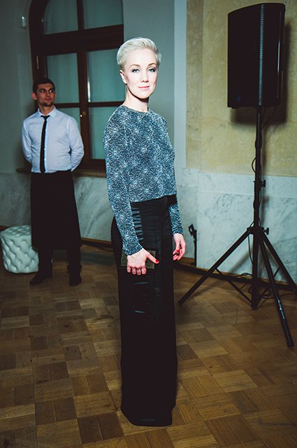 Селебрити на церемонии вручения премии журнала Marie Claire - Фото №10