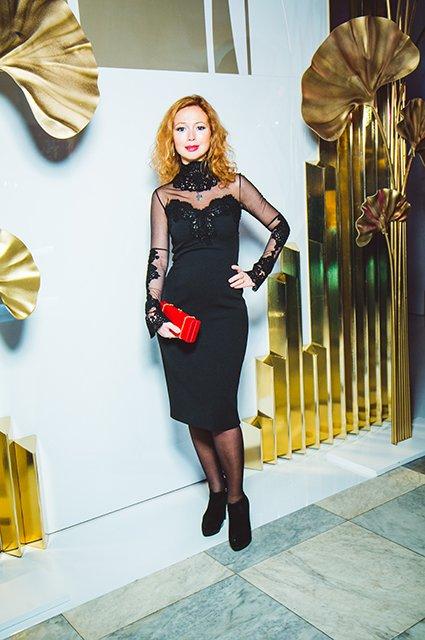 Селебрити на церемонии вручения премии журнала Marie Claire - Фото №12