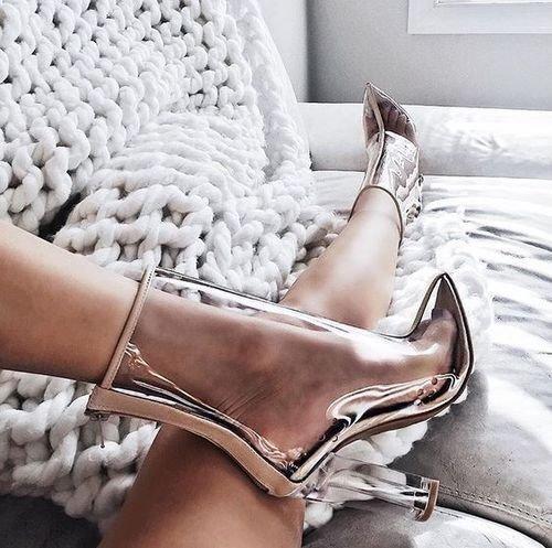 Самая модная обувь для весны