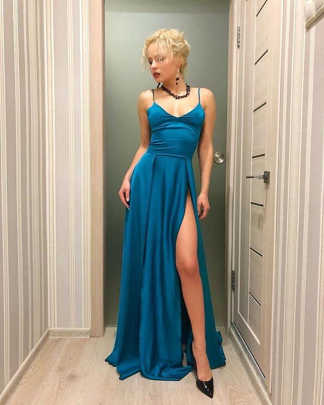 Александра Харитонова в прямом эфире обратилась к своему маньяку