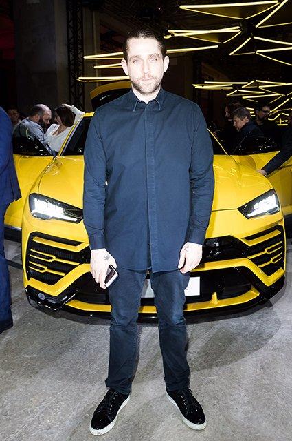 Бондарчук, Оболенцева и другие на презентации Lamborghini - Фото №2