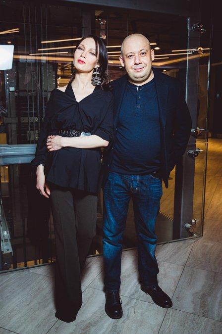 Бондарчук, Андреева, Снигирь на премьере фильма «Довлатов» - Фото №1