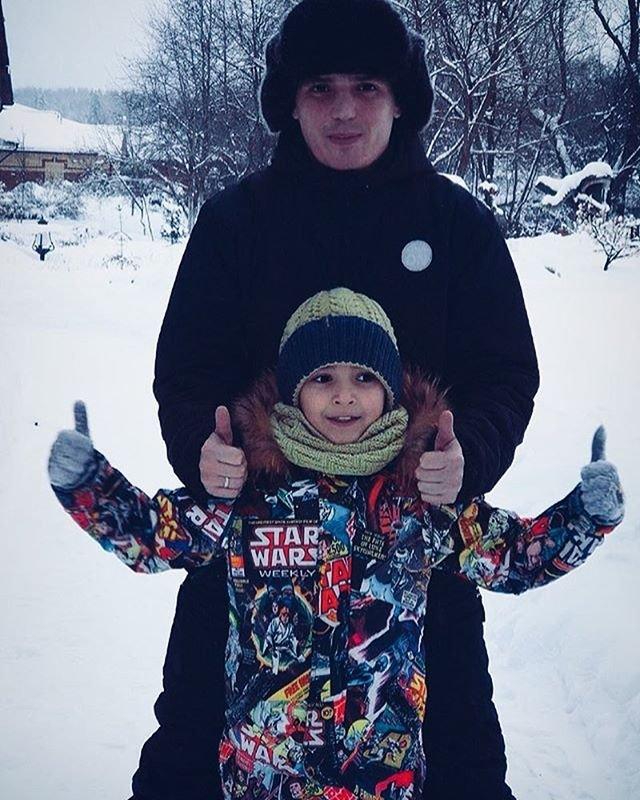 Кузин признался, что ему всегда хотелось стать отцом