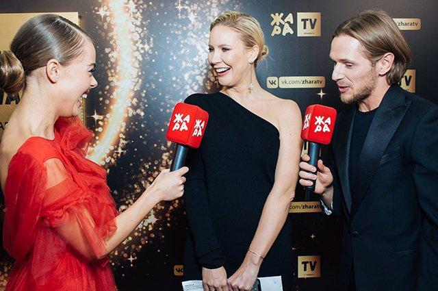 Меладзе, Брежнева, Рудковская и другие на церемонии «Жара Music Awards - 2018»