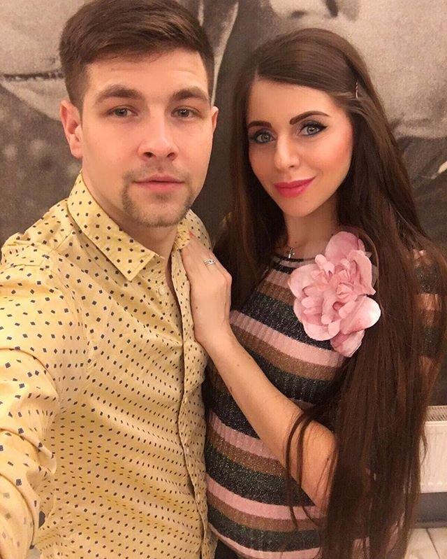 Супруги Дмитренко готовятся к партнерским родам
