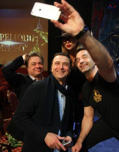 Виторган, Боярский, Дроздова и другие на церемонии «Фигаро» - Фото №5