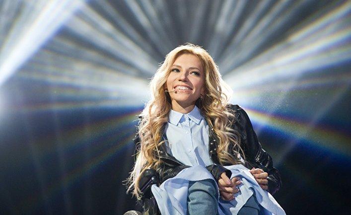Юлия Самойлова показала, чем будет покорять «Евровидение»