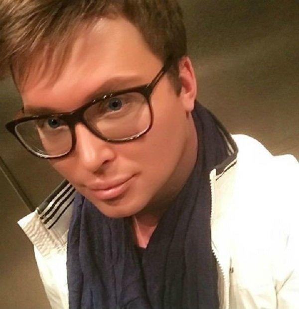 Егор Холявин проходит лечение от бесплодия