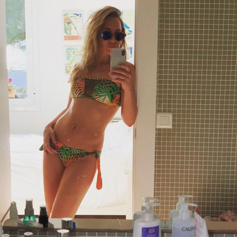 Юлия Ковальчук похвасталась идеальной фигурой после родов