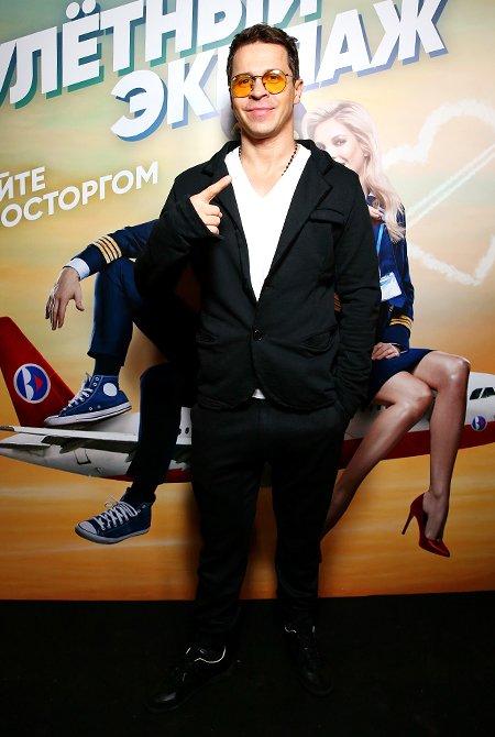 Звёзды на премьере нового комедийного сериала «Улётный экипаж» - Фото №3