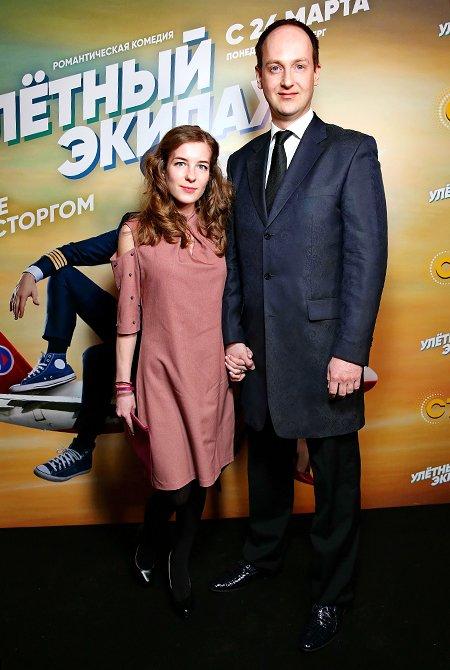 Звёзды на премьере нового комедийного сериала «Улётный экипаж» - Фото №4