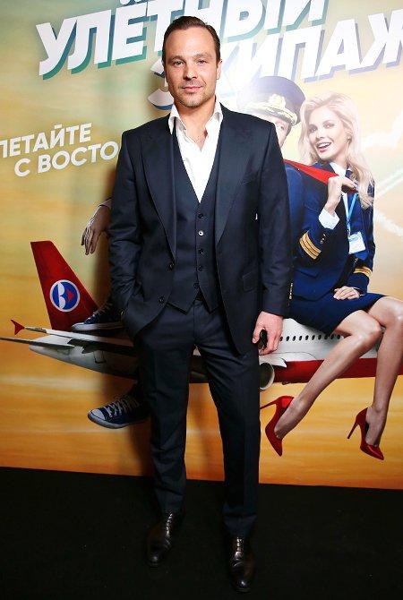 Звёзды на премьере нового комедийного сериала «Улётный экипаж» - Фото №12