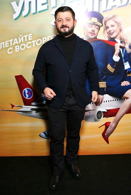 Звёзды на премьере нового комедийного сериала «Улётный экипаж» - Фото №6