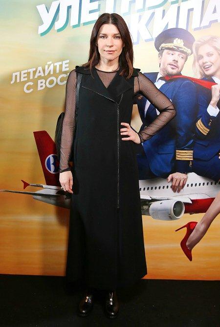 Звёзды на премьере нового комедийного сериала «Улётный экипаж» - Фото №9