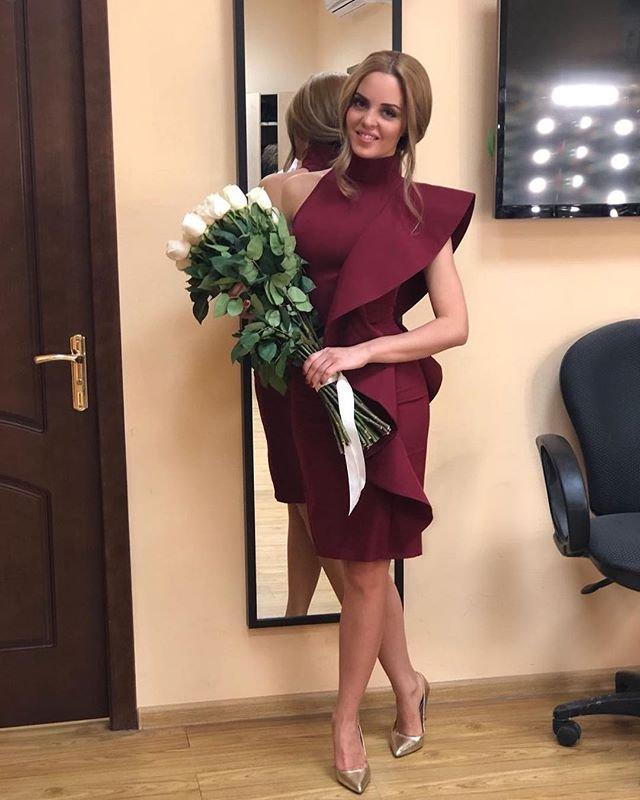 Юля Ефременкова грустит из-за ухода с проекта