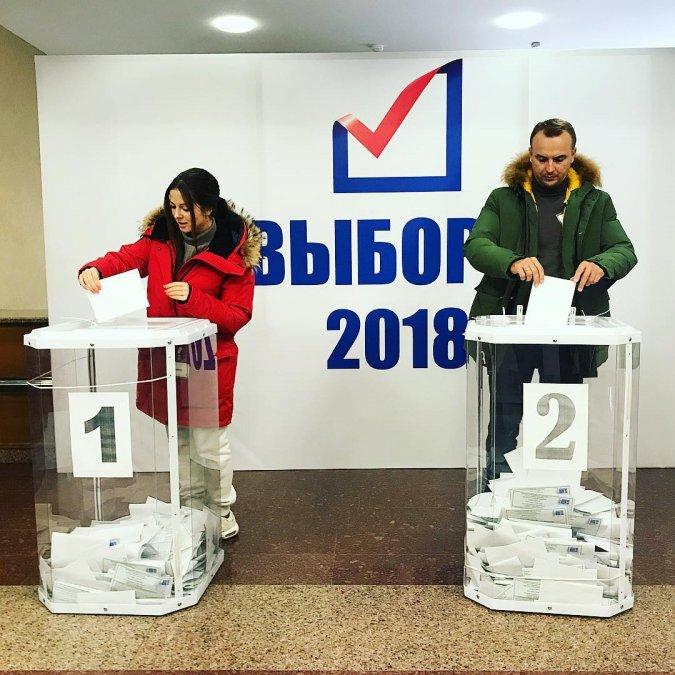 Выборы президента: как селебрити выполнили гражданский долг - Фото №1