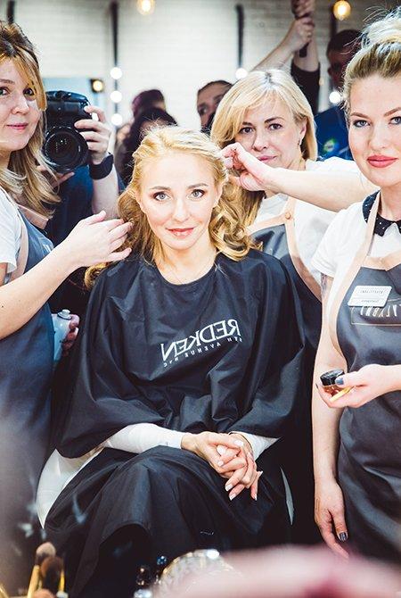 Селебрити на открытии салона возлюбленной Эмина Агаларова - Фото №6
