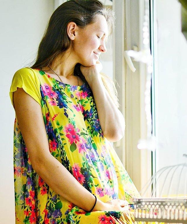 Мария Круглыхина рассказала про свой токсикоз