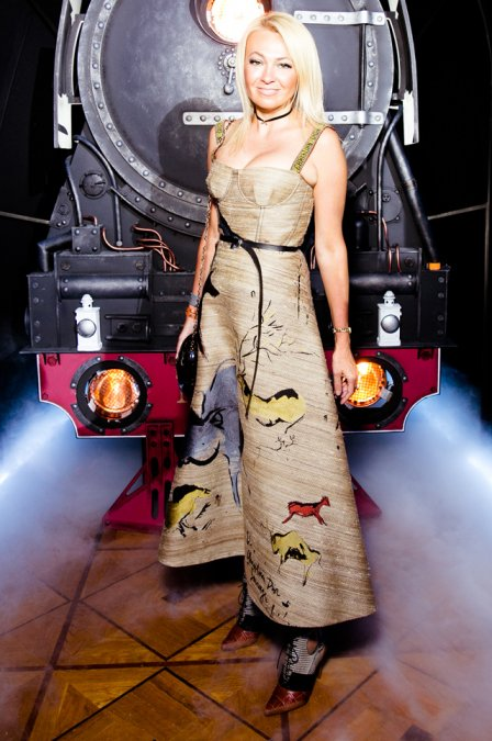 Моника Беллуччи, Федор Бондарчук и другие на вечеринке бренда Cartier - Фото №1