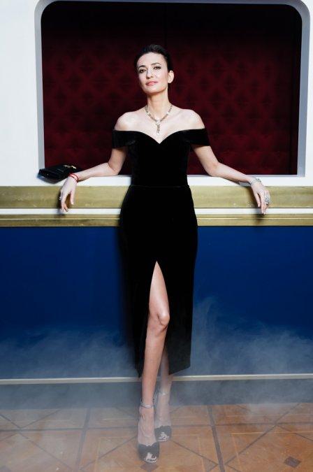 Моника Беллуччи, Федор Бондарчук и другие на вечеринке бренда Cartier - Фото №3