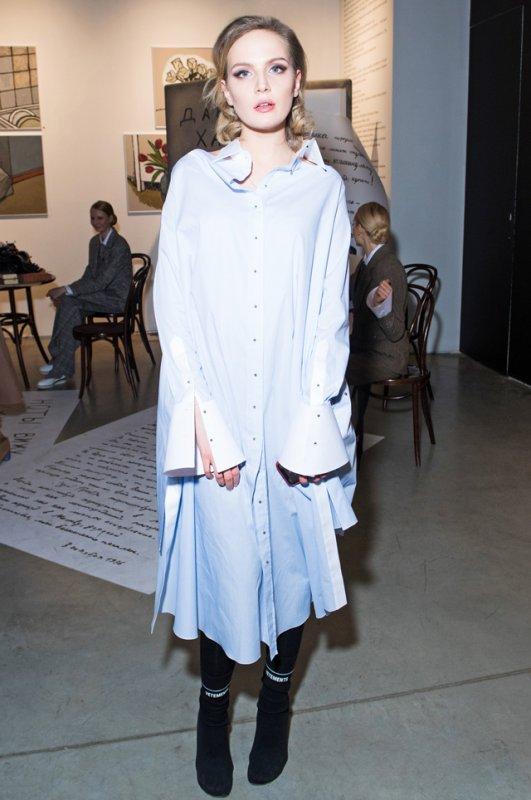 Звезды на презентации модного обувного бренда
