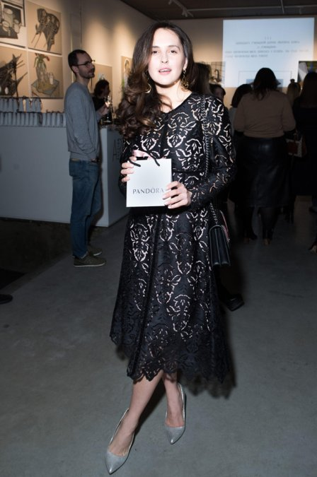 Звезды на презентации модного обувного бренда - Фото №1