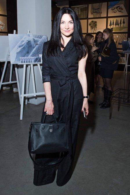 Звезды на презентации модного обувного бренда - Фото №6