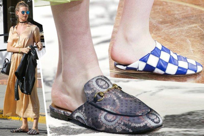 Самая модная обувь на плоском ходу