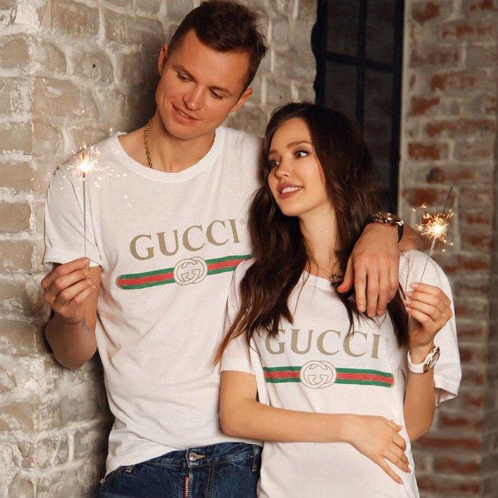 Дмитрий Тарасов похвастался беременной женой