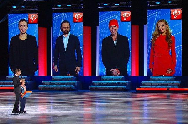 Навка, Авербух, Ягудин и юные фигуристы стали участниками нового шоу на Первом канале - Фото №3