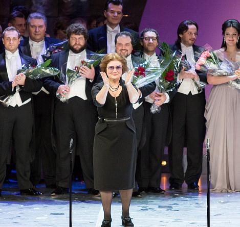 Скончалась вдова основателя театра «Новая опера» Наталья Попович