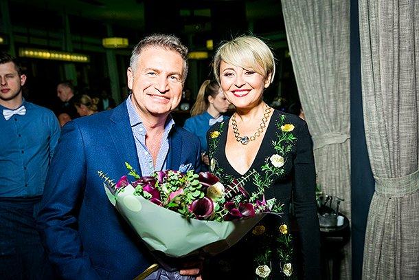 Как Владимир Пресняков отпраздновал юбилей - Фото №7