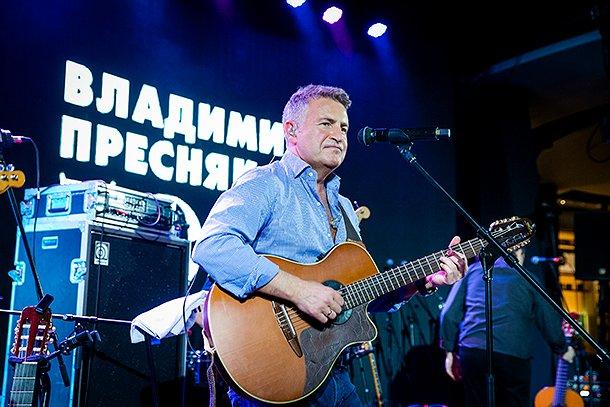 Как Владимир Пресняков отпраздновал юбилей - Фото №15