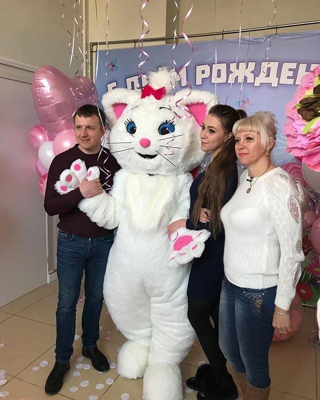 Алена Савкина в восторге от своей племянницы