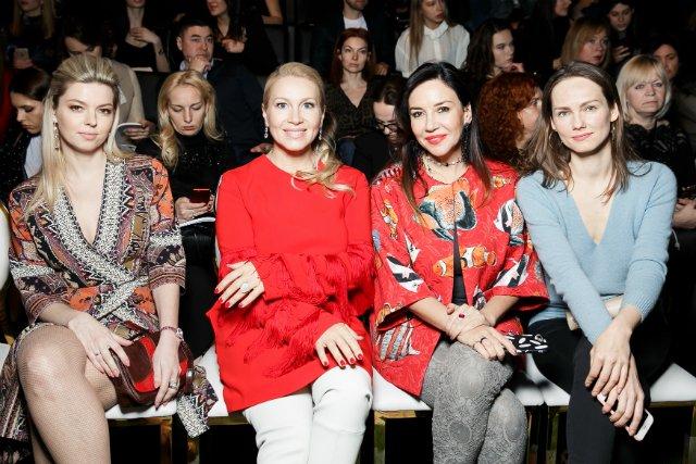 Звёздные наследники на модном шоу Аллы Вербер - Фото №14