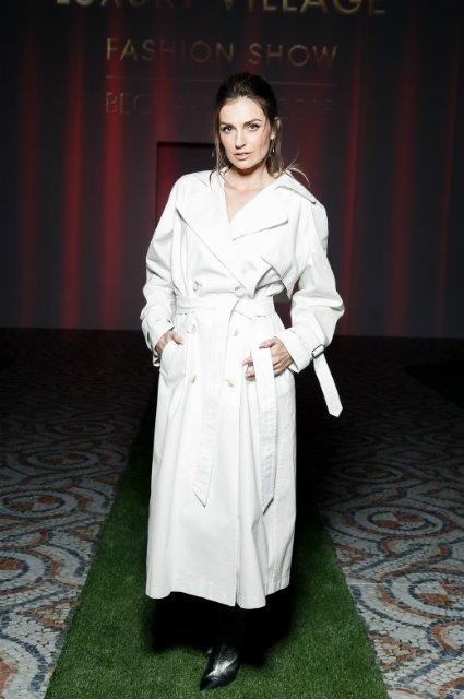 Звёздные наследники на модном шоу Аллы Вербер - Фото №11