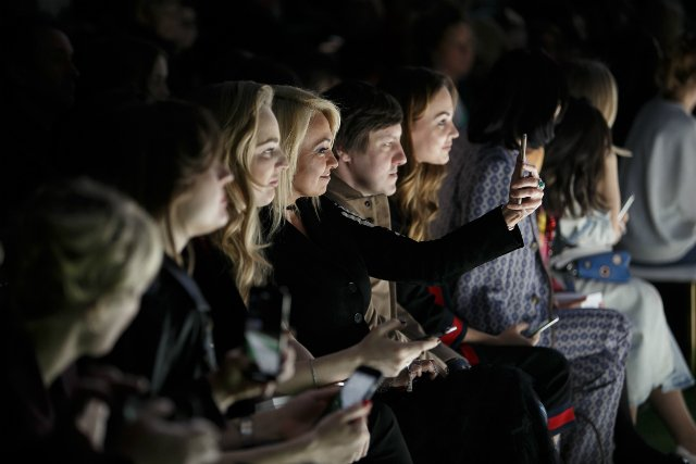 Звёздные наследники на модном шоу Аллы Вербер - Фото №15
