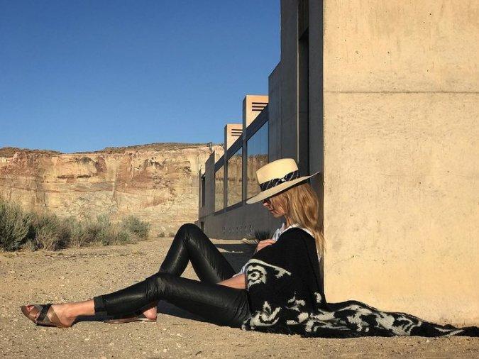 Ксения Собчак отрывается со звёздными подругами в США - Фото №2